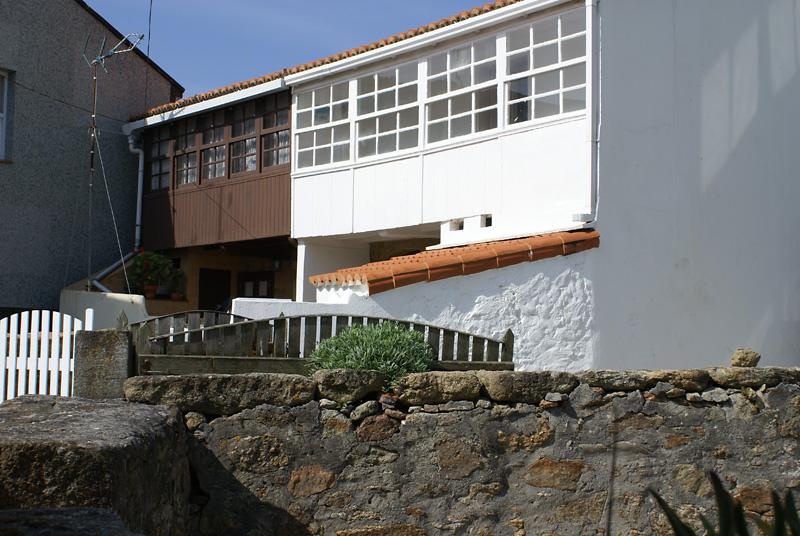 Antiguas casas de pescadores