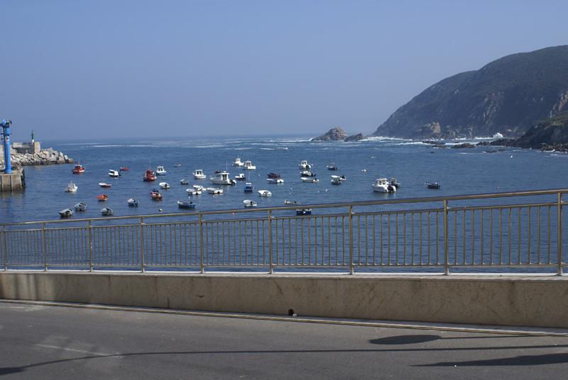 Puerto desde la avenida Méndez Núñez